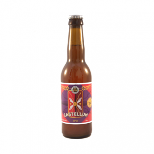 Brouwerij de 12 Stuyvers Castellum IPA