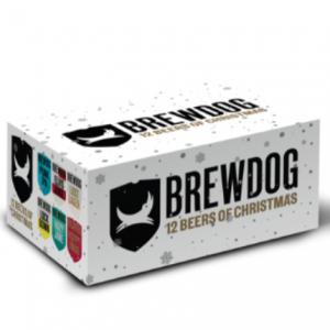 Brewdog 12 Beers of christmas pack