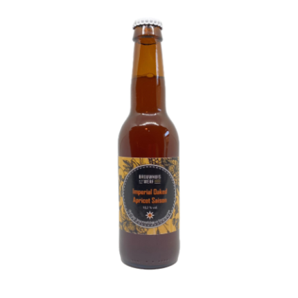 Imperial Oaked Apricot Saison