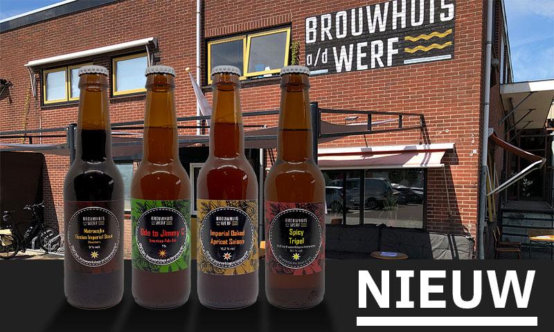 Brouwhuis a/d Werf 4 bieren locatie