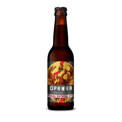 Oproer Brouwerij Imperial Oatmeal Stout