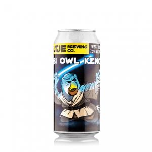 uiltje - Obi Owl Kenobi