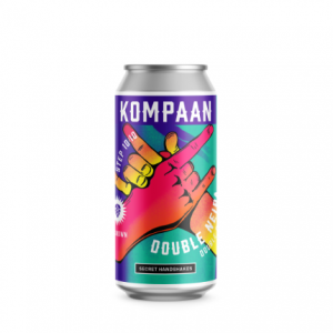 Secret Handshake 10/10 - Kompaan Dutch Beer Craft Company