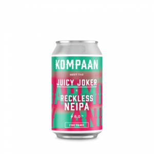 Juicy Joker - Kompaan Dutch Craft Beer