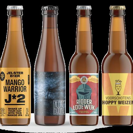 Bier Online - Support lokale brouwerijen