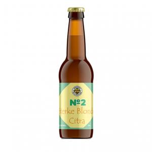 Brouwerij De 12 Stuyvers - №2 Sterke Blonde Citra
