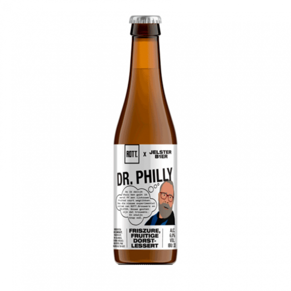 Dr Philly - Rott X Jelster
