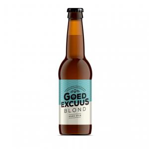 Brouwerij Goed Excuus - Blond
