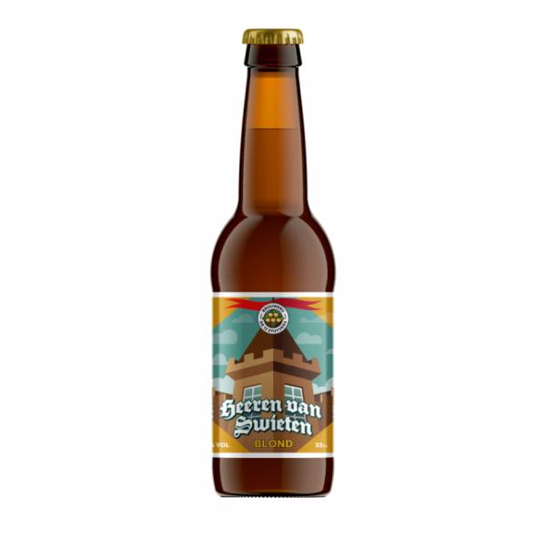 Brouwerij 12 Stuyvers - Heren van Swieten - Blond